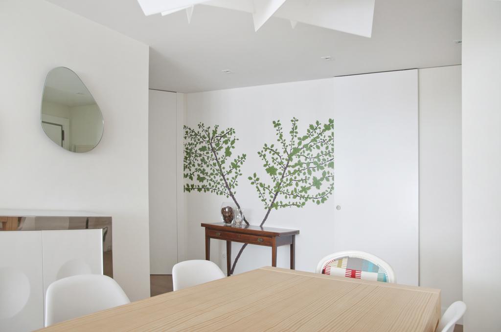 Decoración piso en Fuente del Berro - Madrid (14)