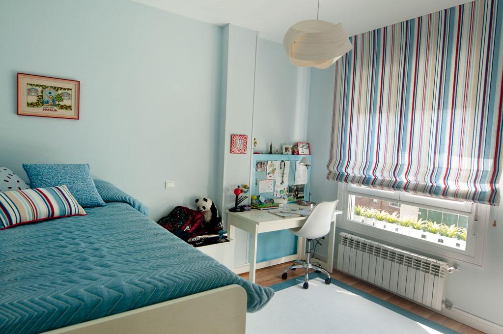 Decoracion integral piso calle Alcala de Madrid (9)