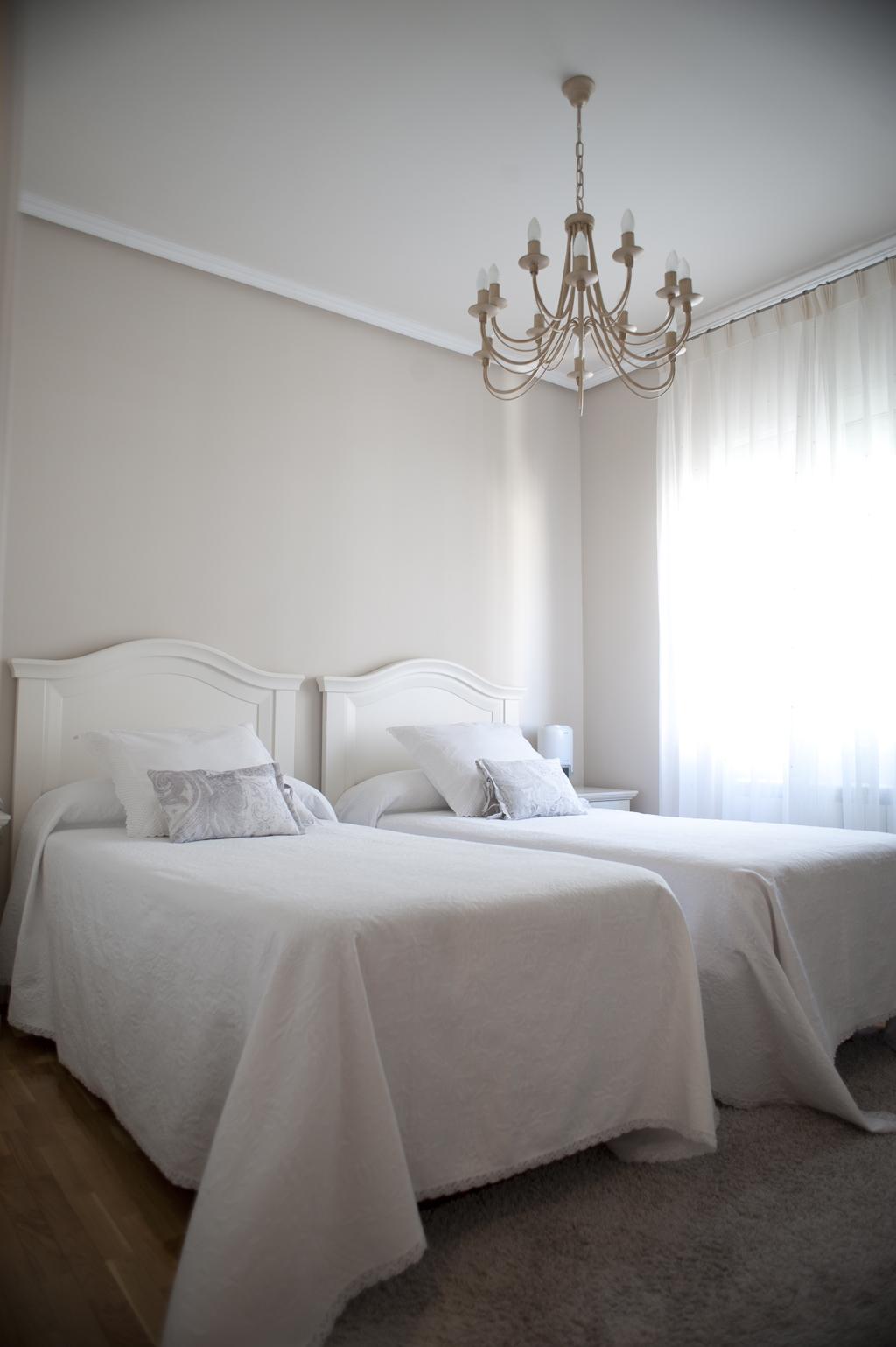 Interiorismo para un piso - barrio de Salamanca - Madrid (2)