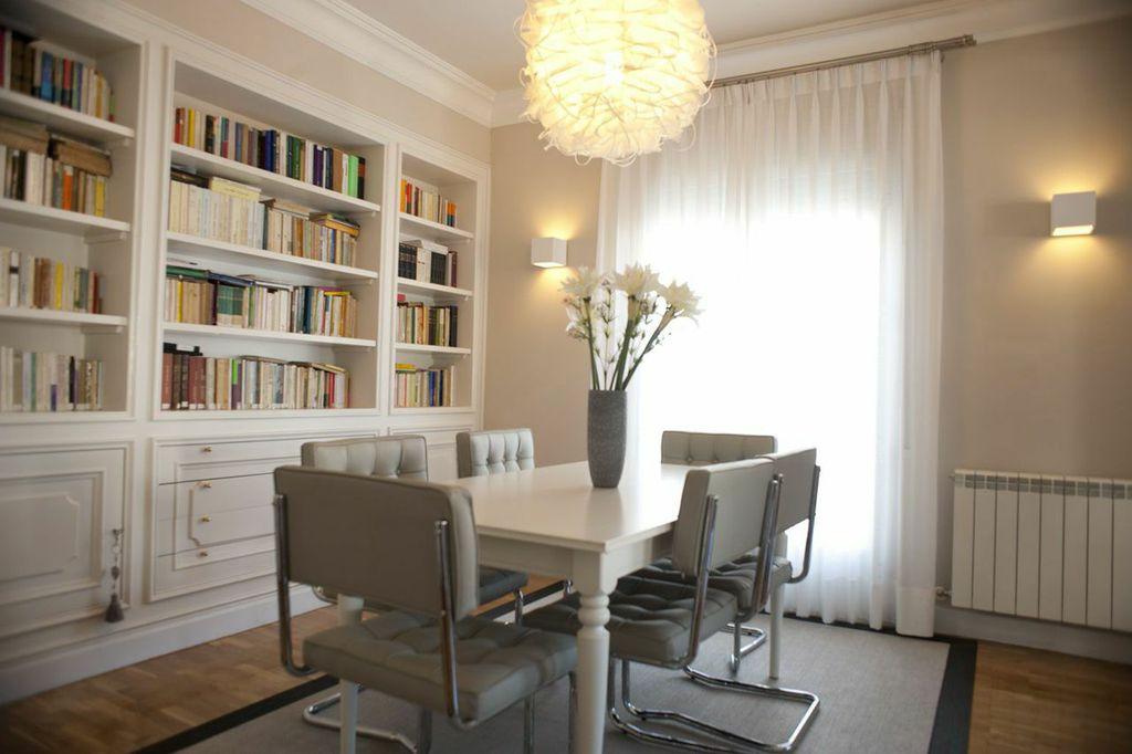 Interiorismo para un piso - barrio de Salamanca - Madrid (6)