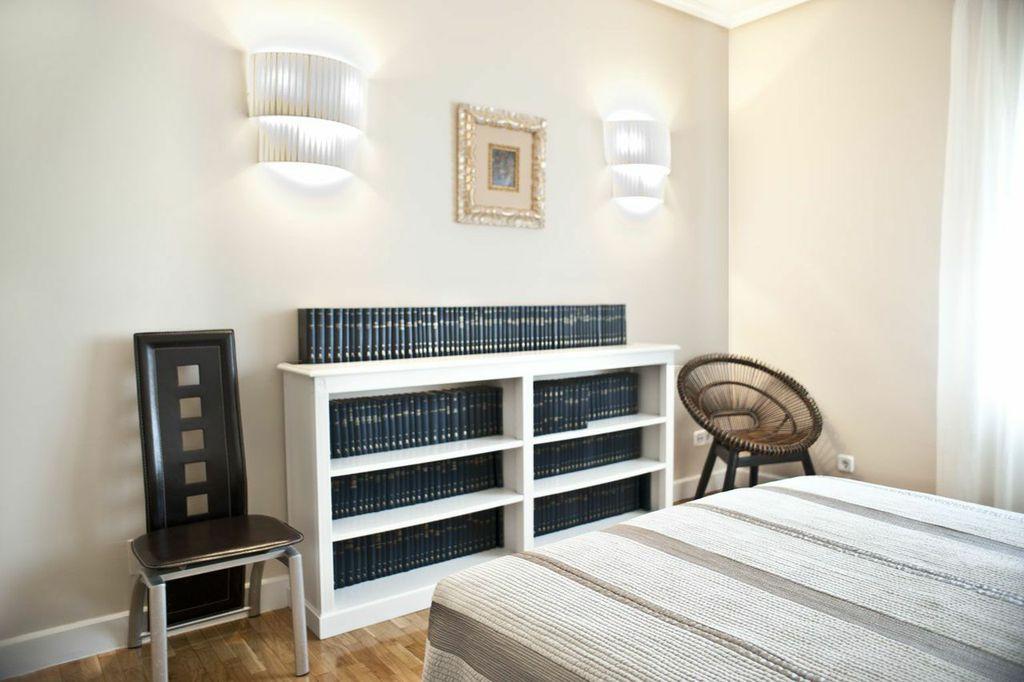 Interiorismo para un piso - barrio de Salamanca - Madrid (8)
