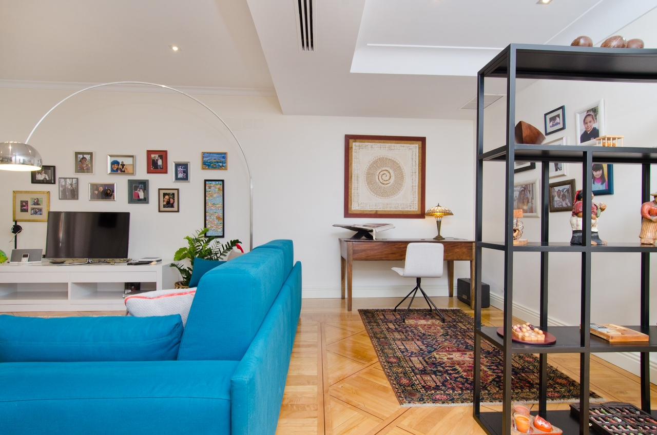 Interiorismo piso en calle Alfonso XIII - Madrid (14)