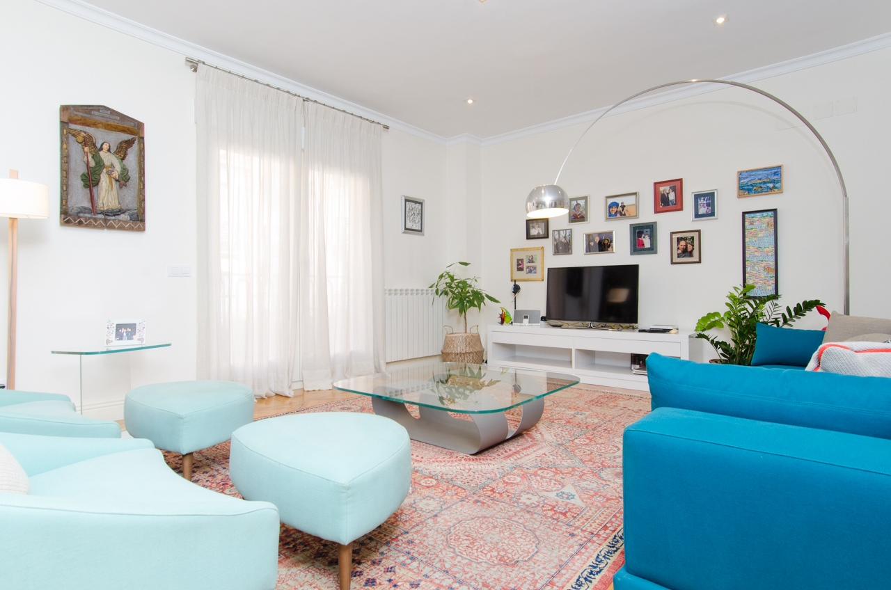 Interiorismo piso en calle Alfonso XIII - Madrid (2)