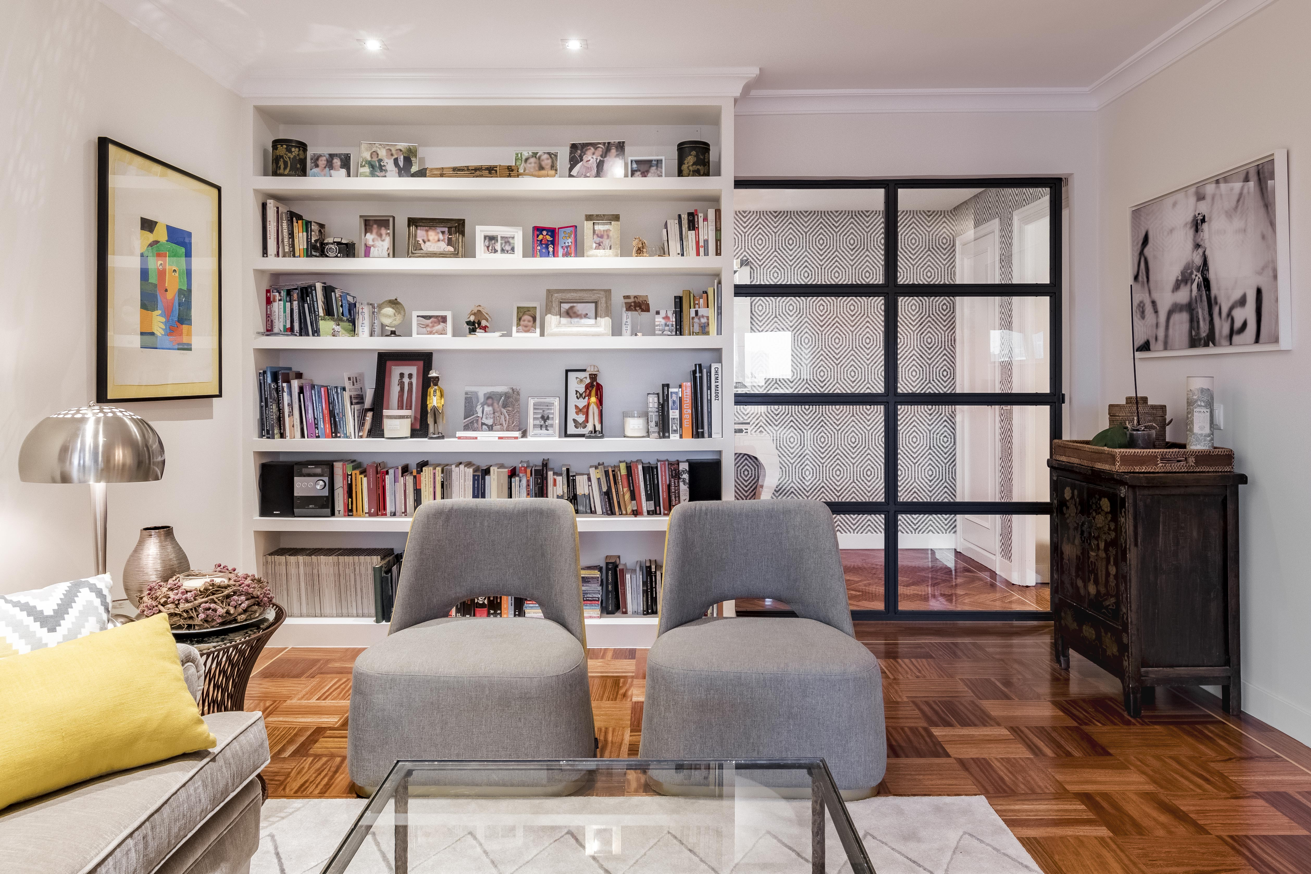 Decoracion piso Chamartin- Madrid- Ana de Cabo interiorismo