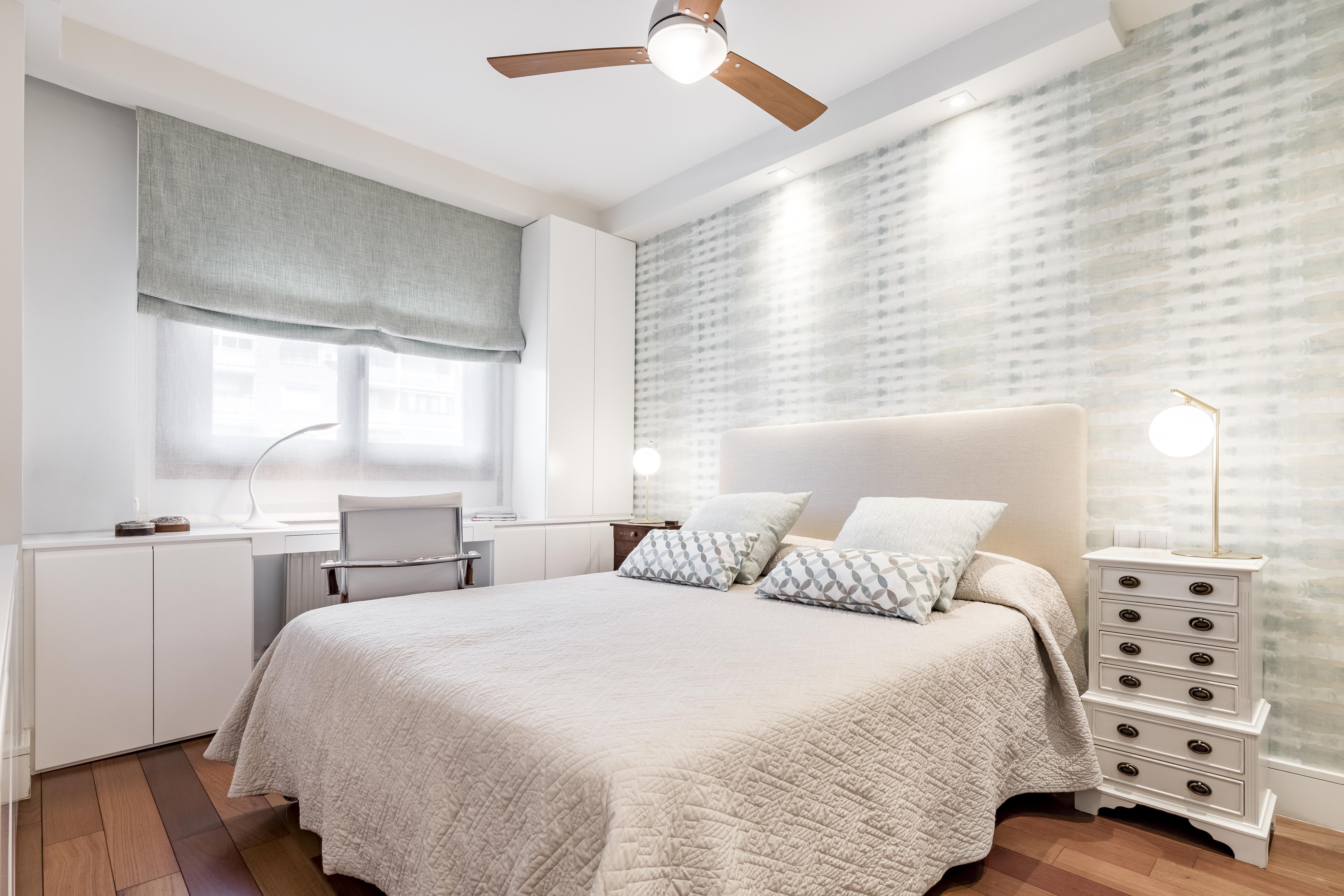Interiorismo dormitorio en madrid - Ana de Cabo (1)